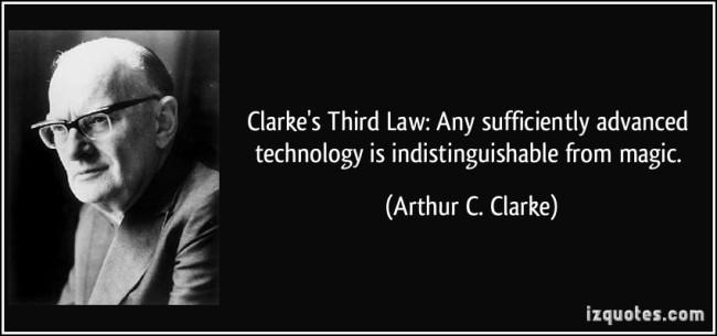 ArthurCClarke-TechnologyMagic