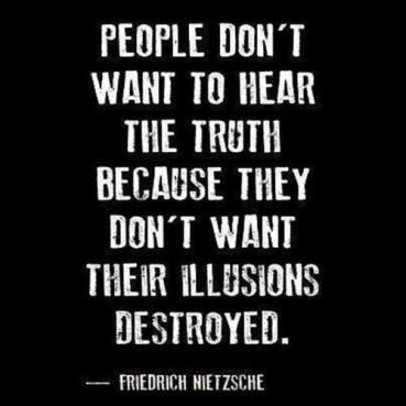 Nietzsche - Truth & Illusions Destroyed